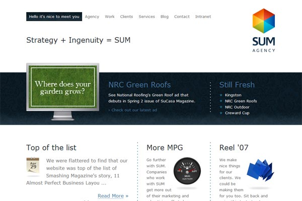 sumagency.com screenshot